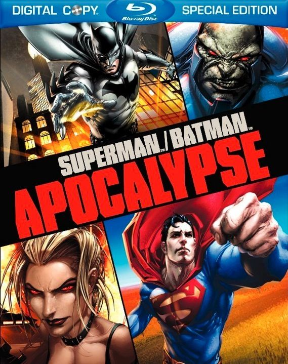 Batman Superman/Batman: Apocalypse Review