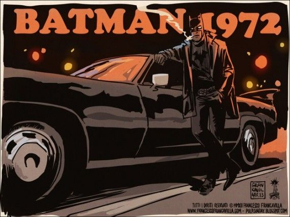Batmobile 1972 570x427 SR Geek Picks: Serenity on Your GPS, If Xbox One Were A Girl, 1972 Batman & More!