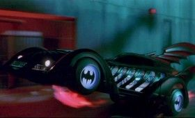 Batmobile 1995 Batman Forever 280x170 Check Out All Six Batmobiles at Comic Con