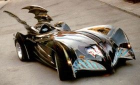Batmobile 1997 Batman Robin 280x170 Check Out All Six Batmobiles at Comic Con