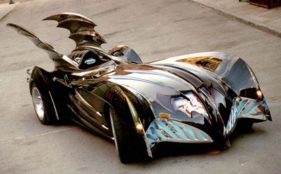 Batmobile 1997 Batman Robin 570x354 1997 Batman & Robin Batmobile