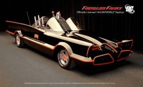 Batmobile Adam West 1955 Lincoln Futura 280x170 Check Out All Six Batmobiles at Comic Con