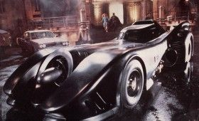 Batmobile Michael Keaton 1989 Batman 280x170 Check Out All Six Batmobiles at Comic Con