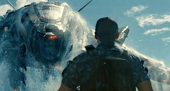 Battleship Movie Clips 2012  New Battleship Clips Offer Story, Characters & Big Action