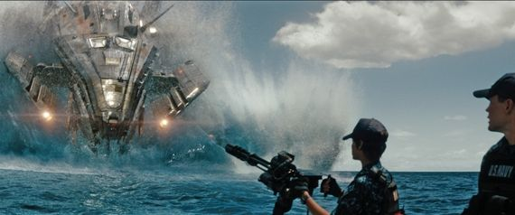 Battleship Alien Ship Screen Rants (Massive) 2012 Movie Preview