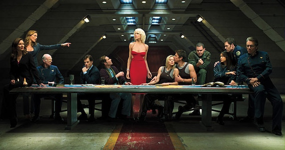 Battlestar Galactica Movie Gets Transcendence Writer Battlestar Galactica Movie Gets Transcendence Writer Jack Paglen