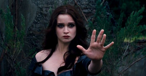Beautiful Creatures Alice Englert Beautiful Creatures Review