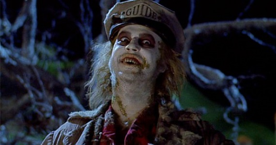 Beetlejuice Unearthed Tim Burton Confirmed to Be in Talks to Direct Beetlejuice 2