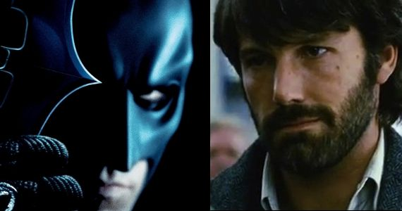 Ben Affleck Batman Superman movie WB Executive Dodges Wonder Woman Question for Batman vs. Superman