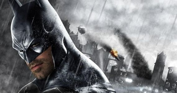 Ben Affleck as Batman 570x300 Batman vs. Superman: Ben Afflecks Batman Will Be Tired, Weary & Seasoned