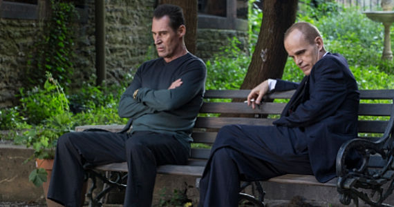 Ben Cross and Zeljko Ivanek in Banshee Season 2 Episode 10 Banshee Season 2 Finale Review