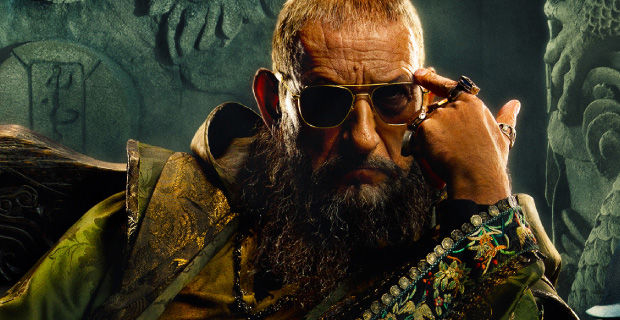 Ben Kingsley Mandarin Trevor Slattery Ben Kingsley Returning For Undisclosed Marvel Project