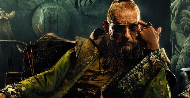 Ben Kingsley as the Mandarin in Iron Man 3 Marvels All Hail the King Teaser Clip & Details
