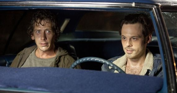 Ben Mendelsohn and Scoot McNairy in Killing Them Softly Killing Them Softly Review