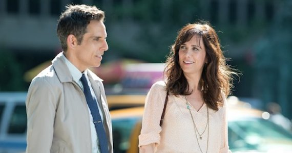 Ben Stiller Kristen Wiig Secret Life of Walter Mitty The Secret Life of Walter Mitty Review