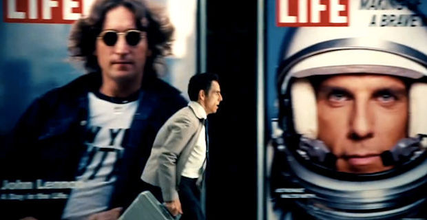 Ben Stiller Secret Life of Walter Mitty Life Magazine The Secret Life of Walter Mitty Review