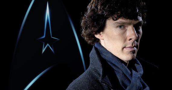 Benedict Cumberbatch Star Trek 2 Benedict Cumberbatch Teases Iconic and Exciting Villain in Star Trek 2