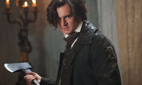 Benjamin Walker Abraham Lincoln Vampire Hunter Abraham Lincoln: Vampire Hunter Review