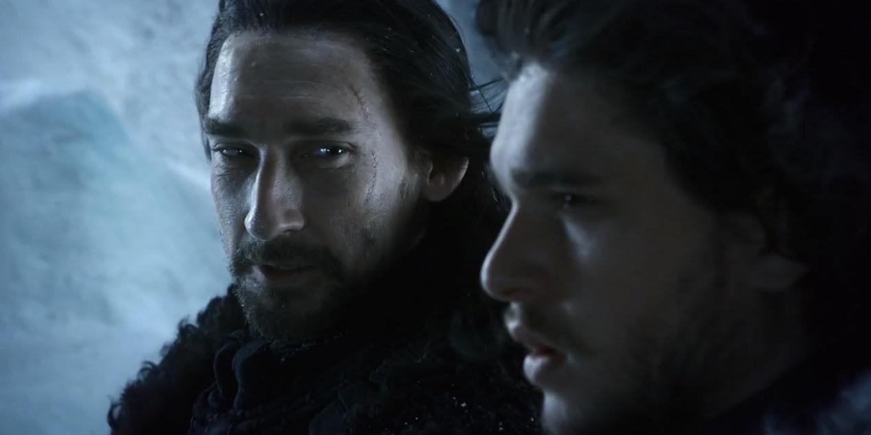 Benjen Stark Theorie