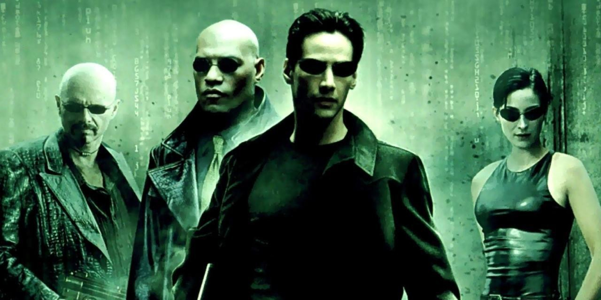 How does the movie, the matrix, pertains to socially constructed reality?