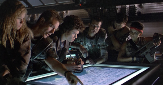 Best Ensembles Aliens 10 Great Movie Cast Ensembles