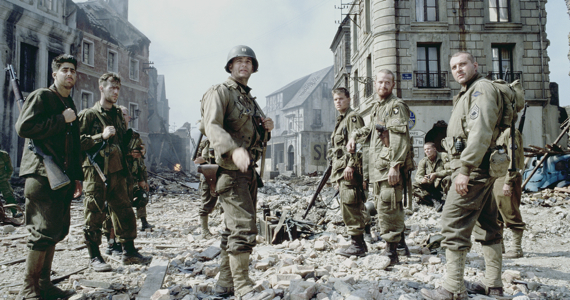 Best Ensembles Saving Private Ryan 10 Great Movie Cast Ensembles