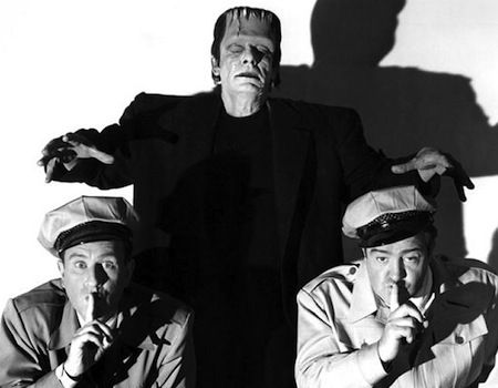 Best Parody Films - Abbott and Costello Meet Frankenstein