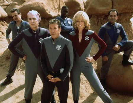 Best Parody Films - Galaxy Quest