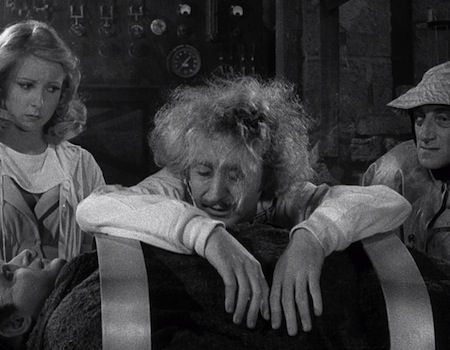 Best Parody Films - Young Frankenstein