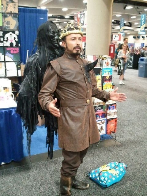 Best Renly Baratheon Cosplay Ever SR Geek Picks: Game of Thrones Simpsonized, Disney Easter Eggs, Superheroes Past/Present & More