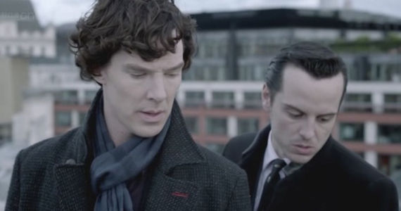 Best Sherlock Moments Hospital Jump 5 Best Sherlock Moments (So Far)
