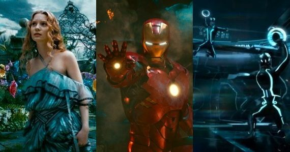 Best Visual Effects Oscar nomination shortlist 7 Movies Shortlisted For 2011 VFX Oscar
