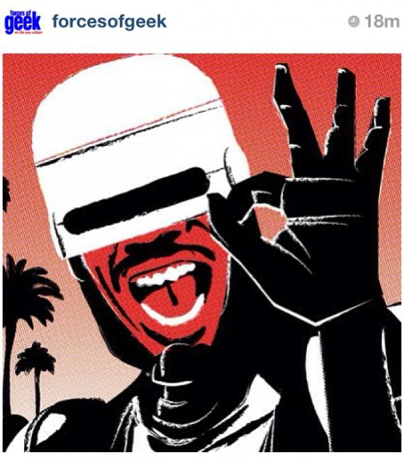 Beverly Hills Robocop