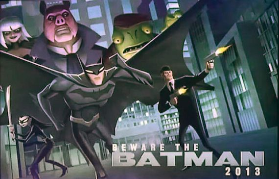 Beware the Batman Full Poster Image Kurtwood Smith on Beware the Batman Animated Series & Playing Gordon
