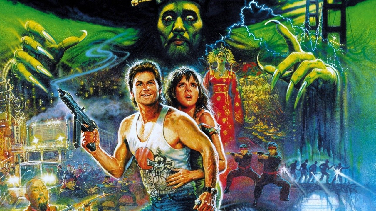 big trouble in little china pictures posters news and