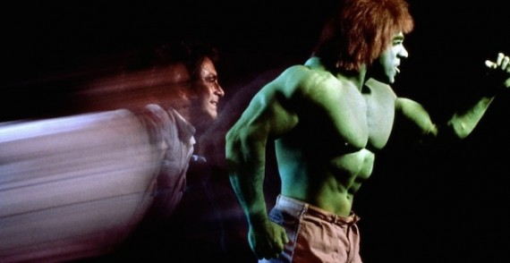 Bill Bixby Lou Ferrigno Bruce Banner Hulk 570x294 The Incredible Hulk Sequel in the Works for After The Avengers 2?