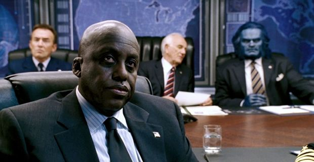 Bill Duke Bolivar Trask X Men: Days of Future Past Continuity Problems & Errors