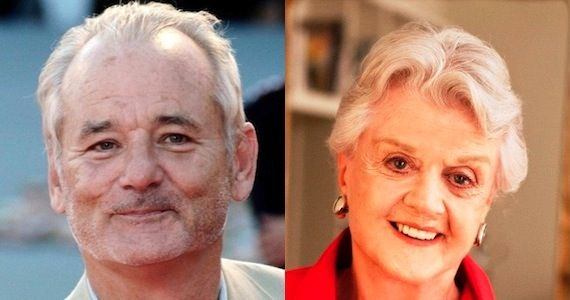 Bill Murray Angela Lansbury Join Wes Anderson Wes Anderson Adds Ralph Fiennes for 'Grand Budapest Hotel'; Angela Lansbury Drops Out