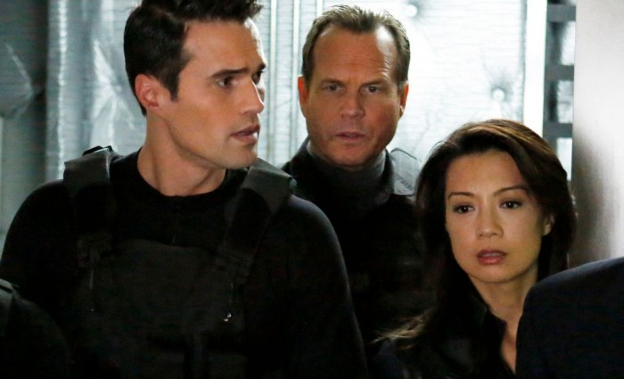 Bill Paxton Agents of SHIELD Official 700x425 First Footage For The Avengers 2 Airs on ABC Next Month