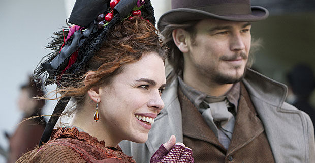 Billie Piper Josh Hartnett Penny Dreadful Episode 2 Penny Dreadful Officially Renewed for Season 2