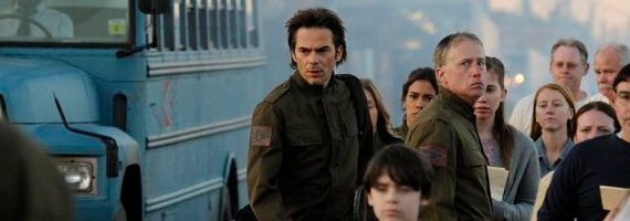 Billy Burke in Revolution The Night the Lights Went Out in Georgia Revolution Season 1, Episode 14 Review – A Little Southern Hospitality