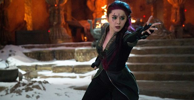 Bingbing Fan as Blink in X Men Days of Future Past X Men: Days of Future Past Images Feature Blink, Stryker, Toad & More