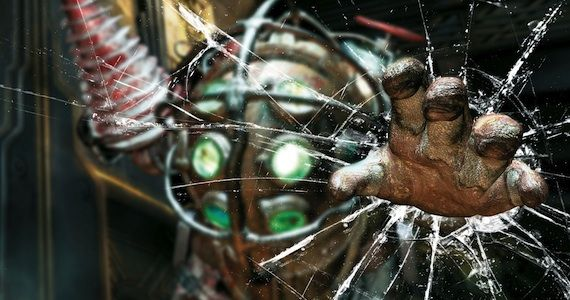 BioShock Movie Update BioShock Update: Creator Says He Doesnt Need A Movie Adaptation