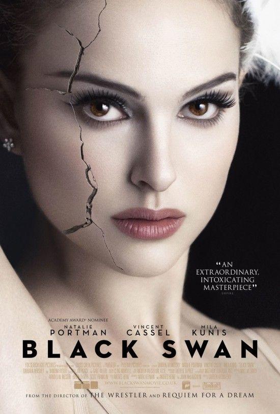 Black Swan movie poster Movie Poster Roundup: Cowboys & Aliens, Black Swan, And More