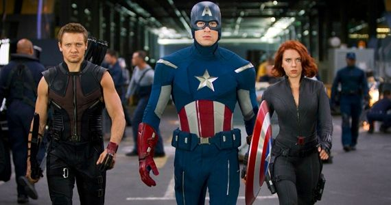 Black Widow Scarlett Johansson in Captain America 2 Captain America: The Winter Soldier Directors Talk Politics, Widow & The Stealth Suit