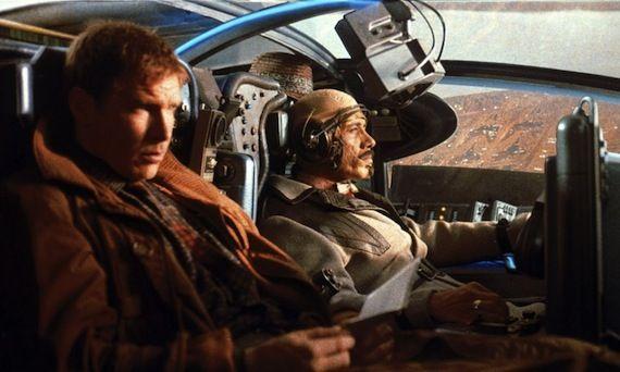 Blade Runner Harrison Ford1 Ridley Scotts New Blade Runner Project Update