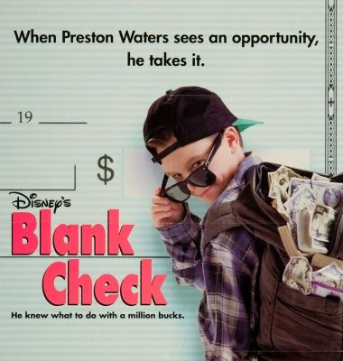 Blank Check Writer Blake Snyder