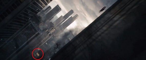 Blaze Comics Easter Egg in Man of Steel 570x234 Blaze Comics Easter Egg in Man of Steel