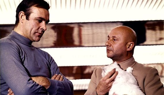Blofeld and James Bond Rumor Patrol: Blofeld to Return in James Bond 23?