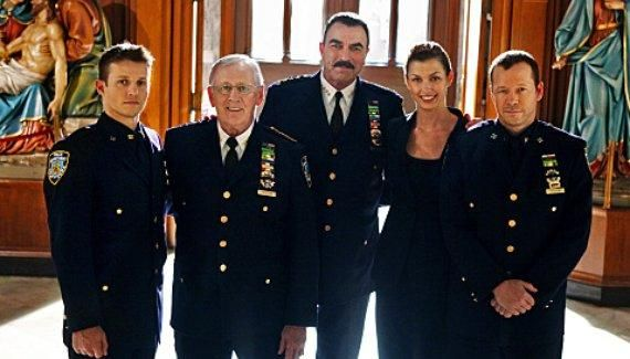 Blue Bloods Cast Blue Bloods Pilot Review and Discussion